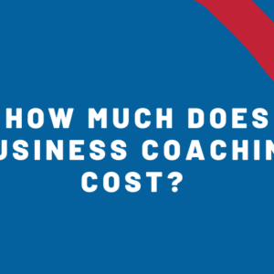 how much does business coaching cost?