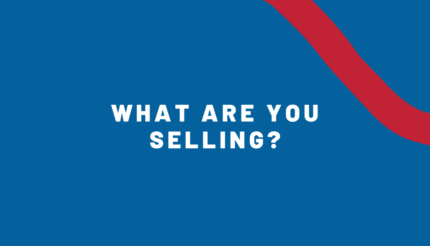 how to be great at sales